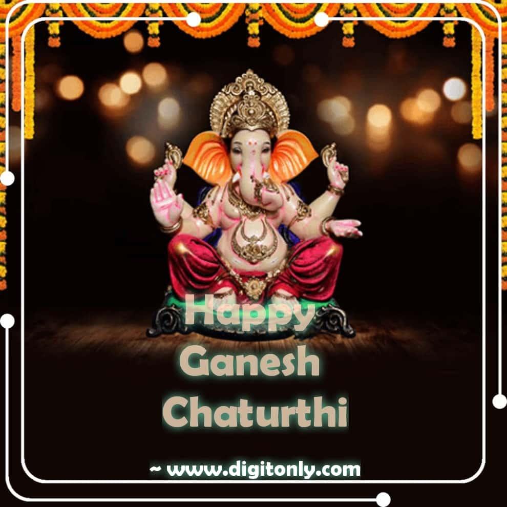 Happy ganesh chaturthi images hd
