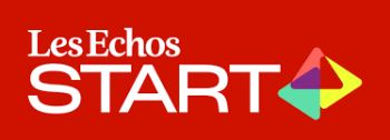 media logo for Les Echos Start