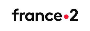 media logo for France 2