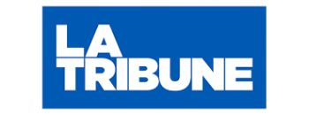 media logo for La Tribune