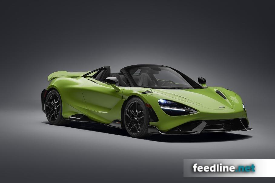 """""""McLaren"""" yeni kabrioletini təqdim edib"""