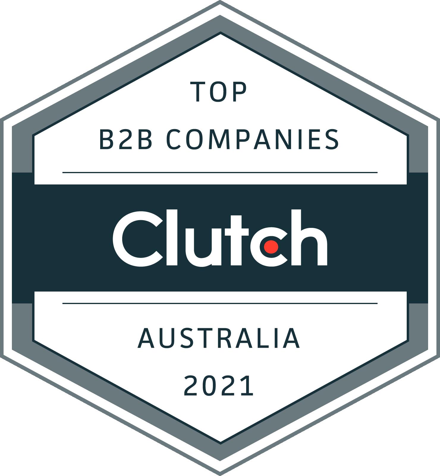 Top B2B Companies 2021