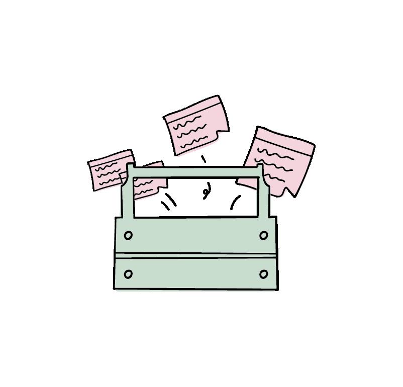 Activity Kit Illustration