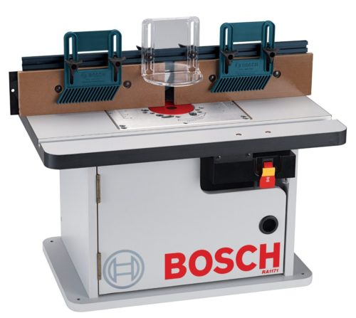 RA1171 Bosch Router Table Review