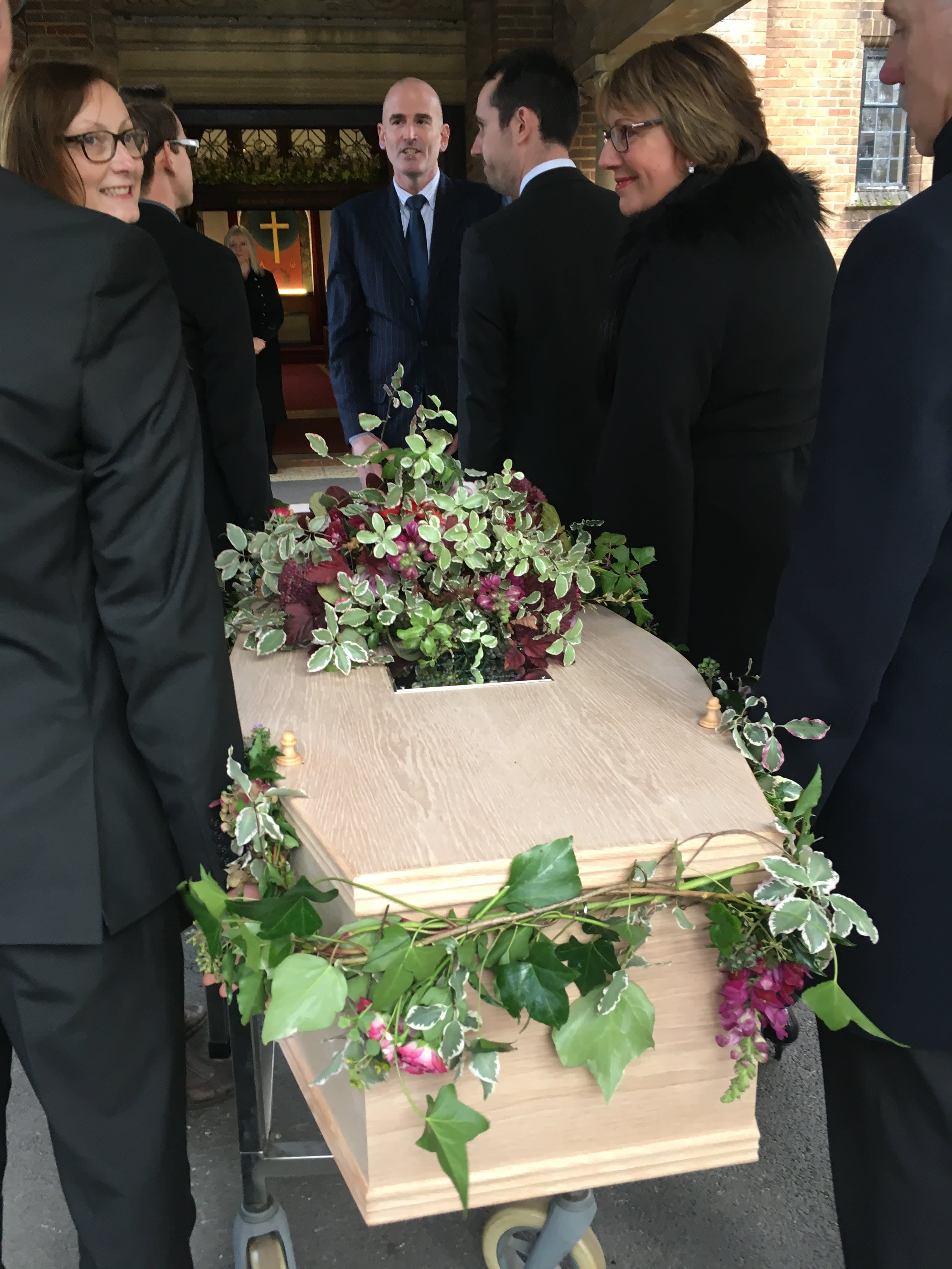The funeral industry is being investigated by the Government