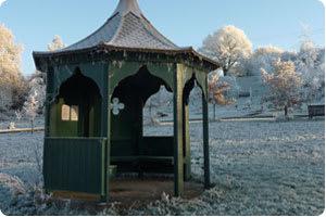 Westall Park Wintertime