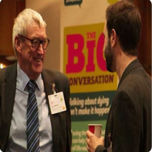 Tony Bonser Dying Matters ij conversation with James Norris of Dead Social and the Digital Legacy Association