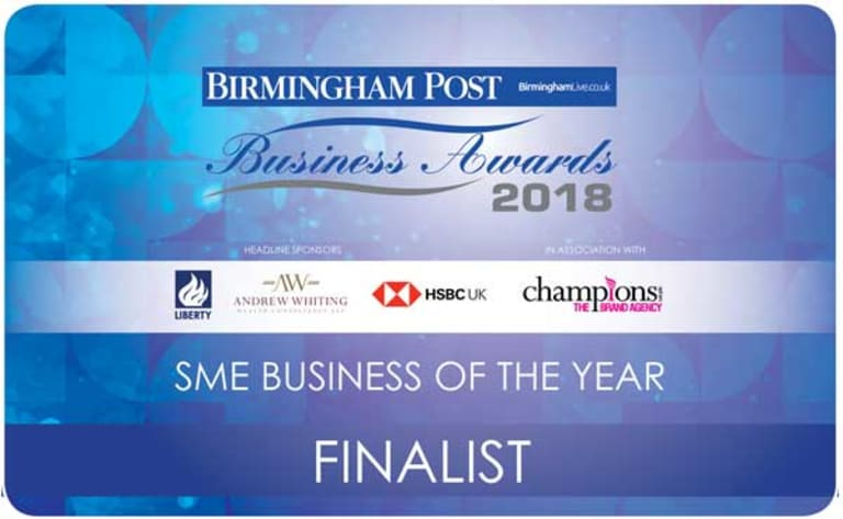SME of the year finalist