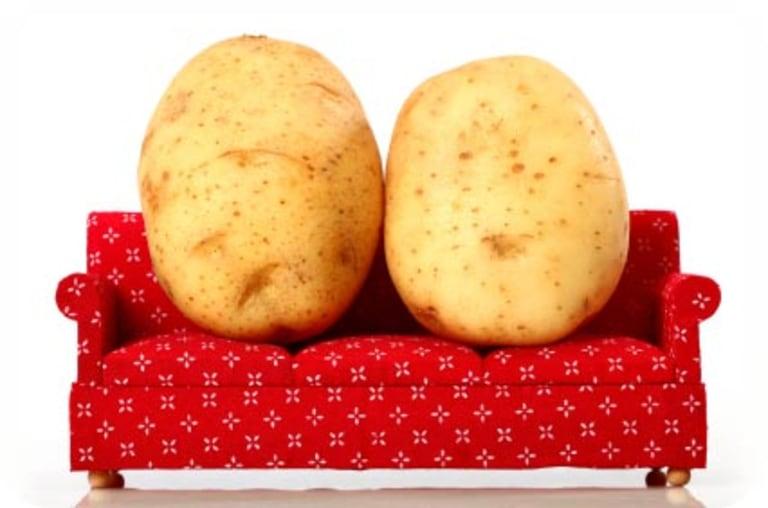 Funeral Food potatoes