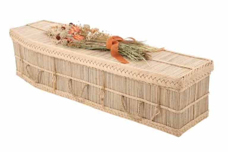 Coco Stick coffin
