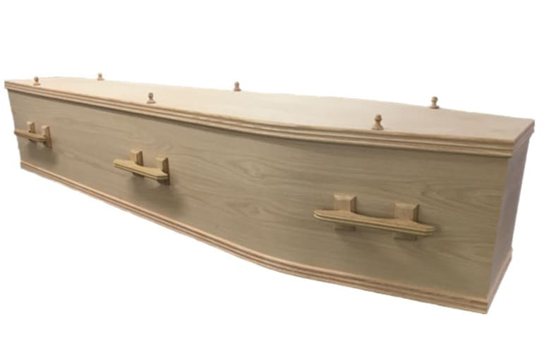 View Our Coffins at A Natural Undertaking | Birmingham