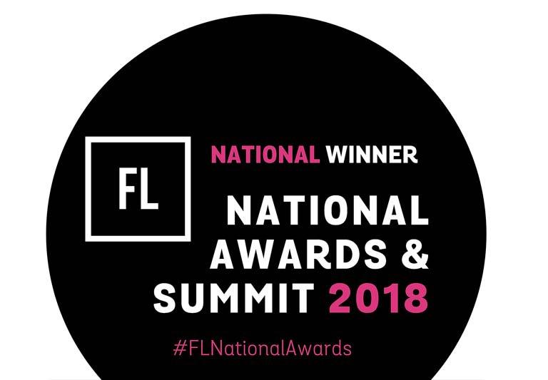 National winner of Forward Ladies 2018