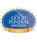 2016 Good Funeral Award Winner