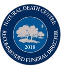 Recommended by The Natural Death Centre