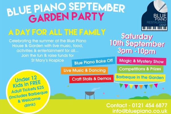 Blue Piano Festival