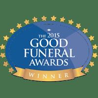 Good Funeral Award Winner badge
