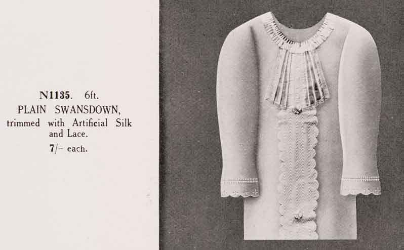A 'sort of dress' - making shrouds in the 1950s