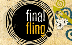 Logo for Final Fling