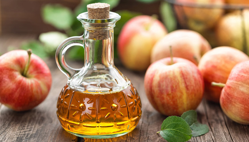 apple cider vinegar for ganglion cysts