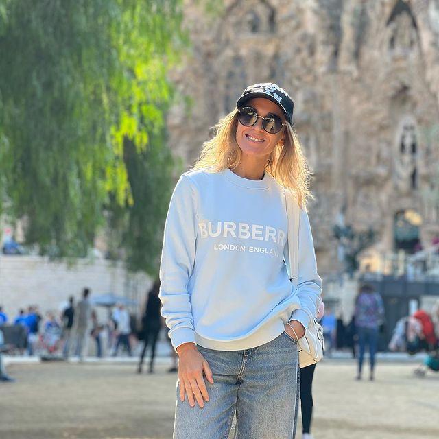 Как сохранить отличную фигуру: пять советов от Юлии Ковальчук