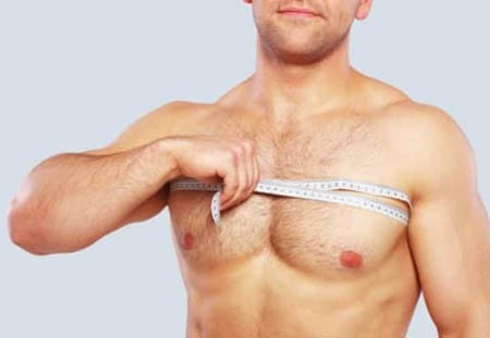 Male Breast Reduction surgery in Rohini