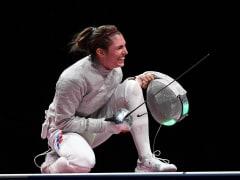 Смоленская студентка стала олимпийской чемпионкой по фехтованию на саблях