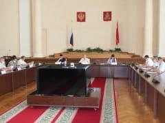 Состоялось 212-е заседание избирательной комиссии Смоленской области