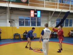 Сафоновцы приняли участие в Межрегиональном турнире по самбо «Бородино»
