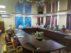 Совет Смоленской ТПП обсудил результаты работы Палаты в первом полугодии 2021 года