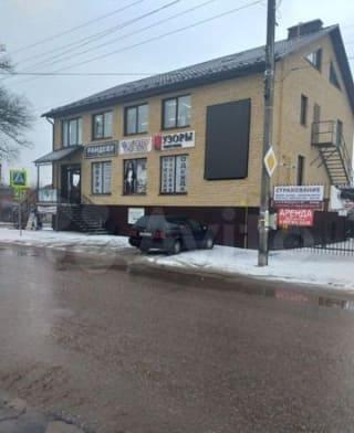 Торговая площадь, 144 м² в центре г. Рославль