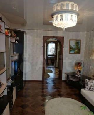 3-к квартира, 60.2 м², 4/5 эт.