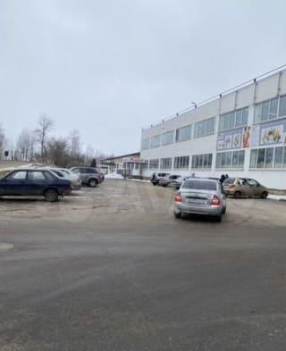 Торговая площадь, 1500 м²