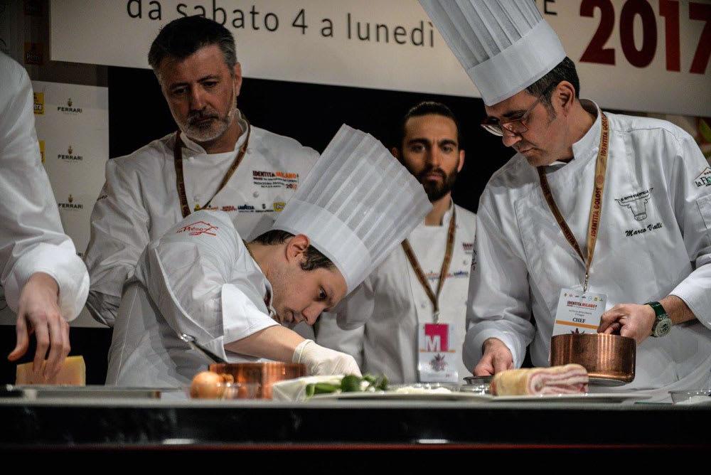 """Identità Golose premia gli Chef de la Fiorida """"Artigiani del Gusto 2017"""""""