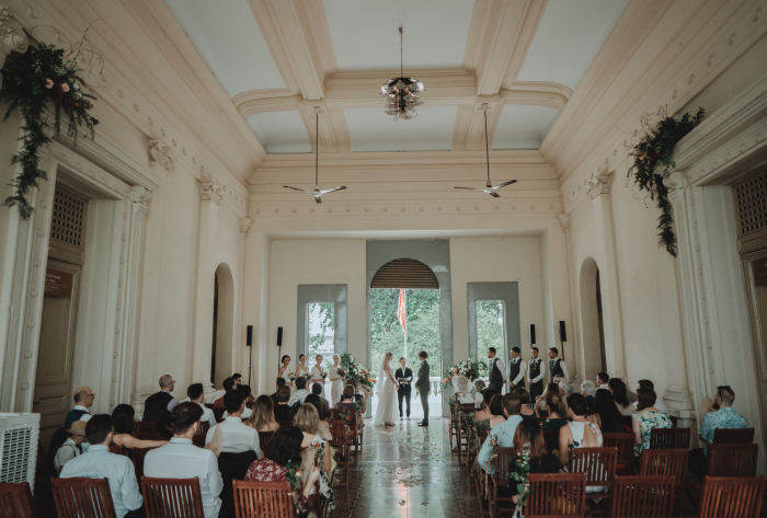 THE INS AND OUTS OF INTIMATE WEDDINGS