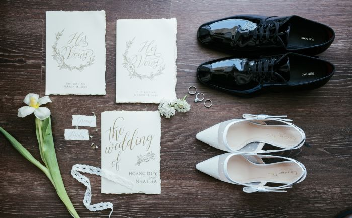 WEDDING DAY ULTIMATE PACKING CHECKLIST FOR BRIDES AND GROOMS