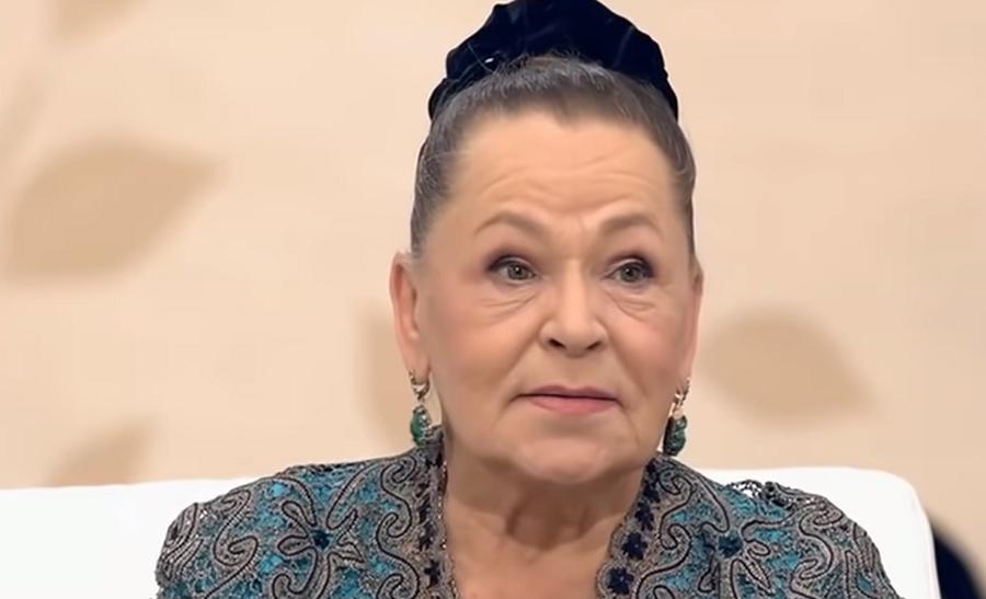 Раиса Рязанова впервые рассказала на ТВ о смерти сына