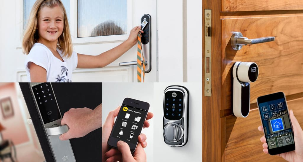 What is the best security lock?