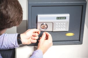 Security Safe Services