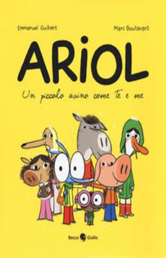 https://alfeobooks.com/Un piccolo asino come te e me. Ariol