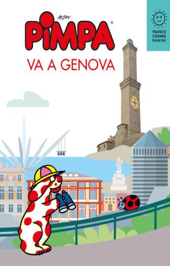 https://alfeobooks.com/Pimpa va a Genova. Ediz. a colori
