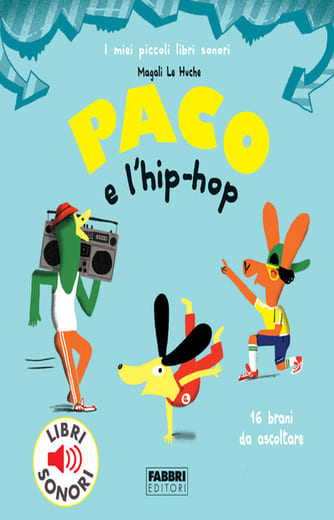 https://alfeobooks.com/Paco e l'hip hop. Ediz. a colori