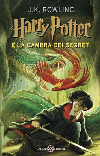https://alfeobooks.com/Harry Potter e la camera dei segreti. Nuova ediz.. Vol. 2