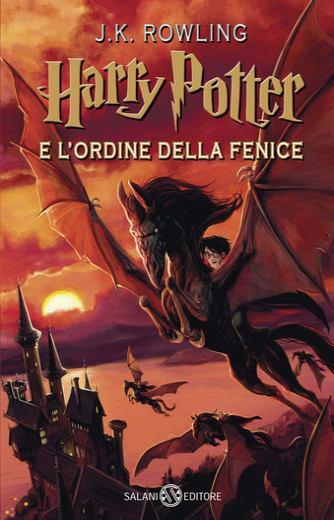 https://alfeobooks.com/Harry Potter e l'Ordine della Fenice. Nuova ediz. Vol. 5