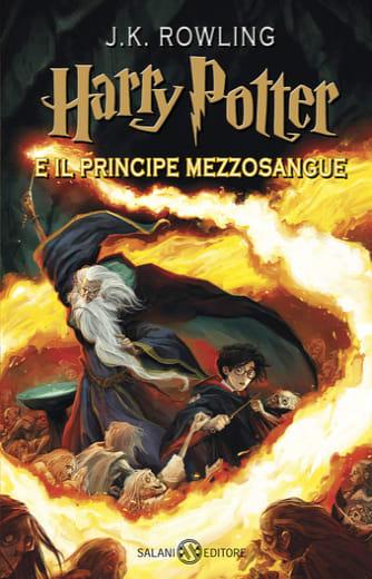 https://alfeobooks.com/Harry Potter e il Principe Mezzosangue. Nuova ediz. Vol. 6