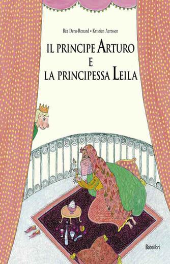 https://alfeobooks.com/Il principe Arturo e la principessa Leila. Ediz. a colori