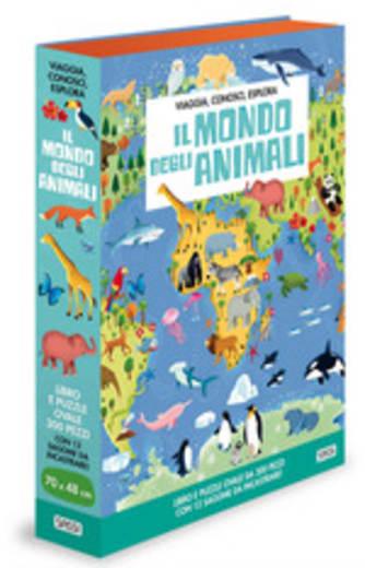 https://alfeobooks.com/Il mondo degli animali. Viaggia, conosci, esplora. Ediz. a colori