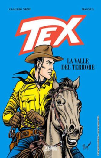 https://alfeobooks.com/Tex. La valle del terrore