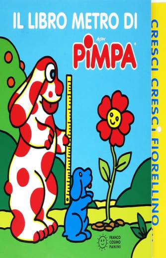 https://alfeobooks.com/Cresci, cresci fiorellino. Il libro metro di Pimpa. Ediz. a colori