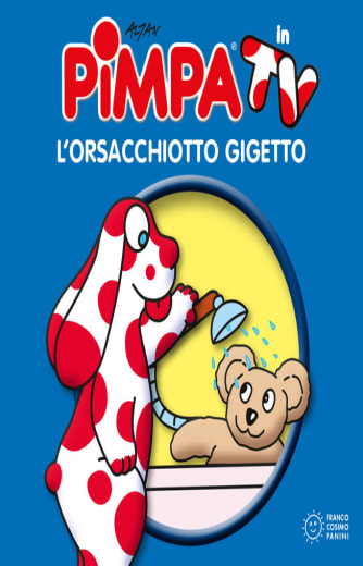 https://alfeobooks.com/Pimpa. L'orsacchiotto Gigetto. Ediz. a colori