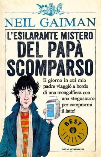 https://alfeobooks.com/L'esilarante mistero del papà scomparso. Ediz. illustrata